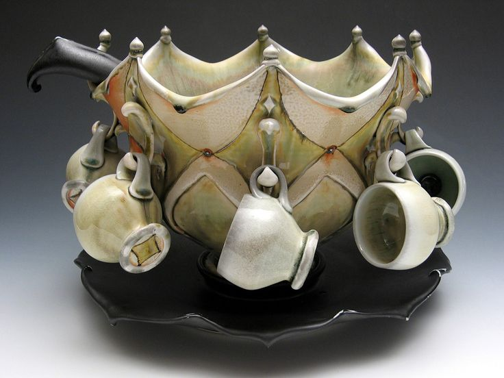 i like it. its functional, its not so stationary, pieces hang from it and have a purpose. - lorna meaden, punch bowl