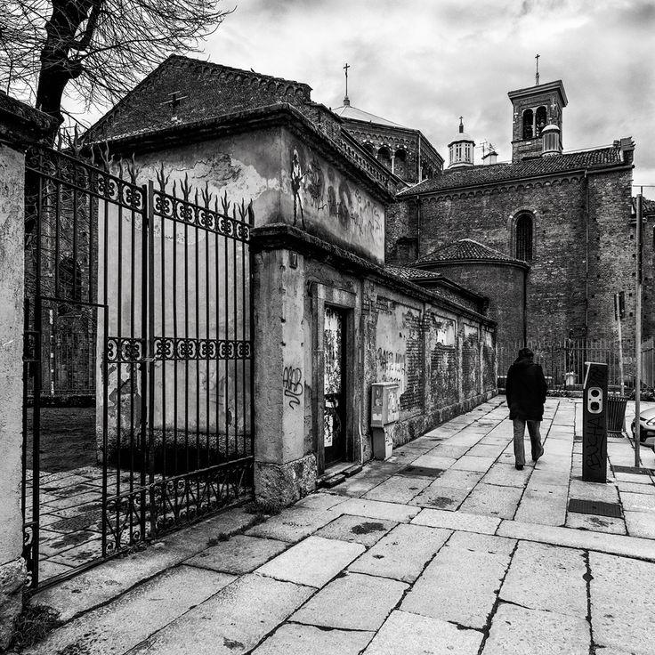 Milano - Basilica di San Nazaro in Brolo by Silvano Dossena on 500px