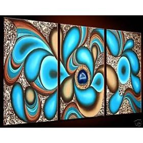 modern abstract wall art - Google Search