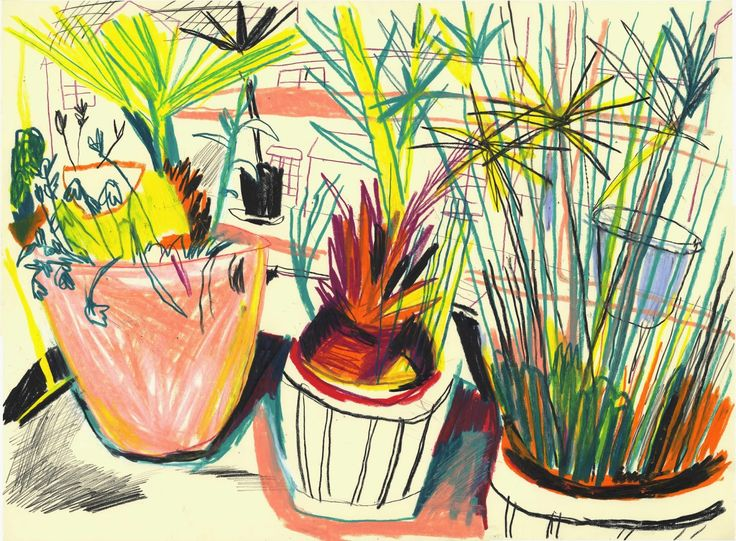 Yann Kebbi. Sifting through this blog gives heaps of inspiration for sketchbook doodles and use of colour in drawing.