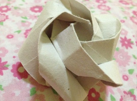 kawasaki rose origami instructions