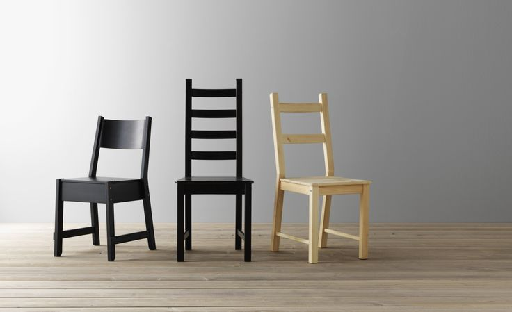 IVAR stoel | #IKEAcatalogus #nieuw #2017 #IKEA #IKEAnl #eetkamer #eetkamerstoelen #stoelen #tafel #verschillende