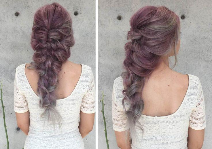 Aprenda a fazer penteados super descontraídos, românticos e femininos :) #penteados #cabelo