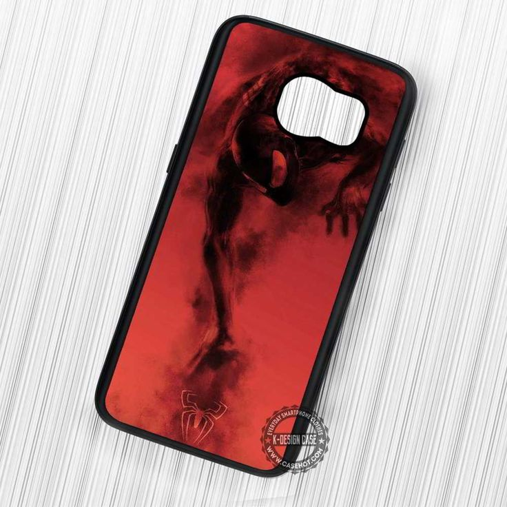 Marvel Spider Man Cool Art - Samsung Galaxy S7 S6 S5 Note 7 Cases & Covers