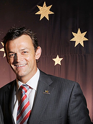 Adam Gilchrist: wicketkeeper-batsman and Karl Marx fan
