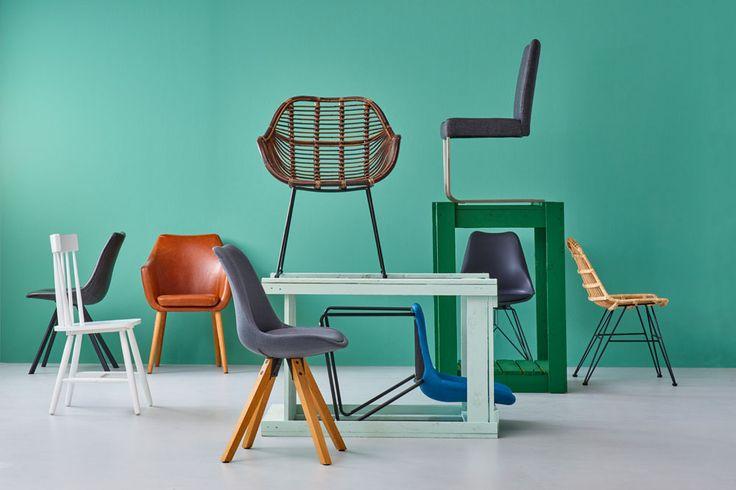 Woonexpress | voor elke stijl een stoel | stoelen & fauteuils