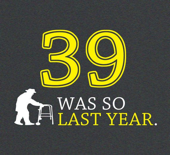40 Year Old Birthday Shirt Guys Over the Hill by FunhouseTshirts, $16.50 #overthehillparty