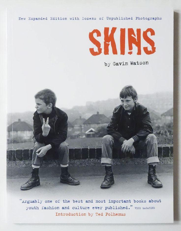 Skins | Gavin Watson #mods #skinheads #london #drmartens