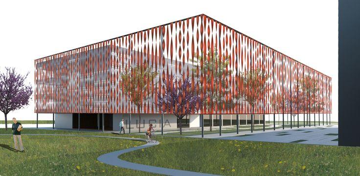 Resultado de imagen de edificio  lucia universidad de valladolid