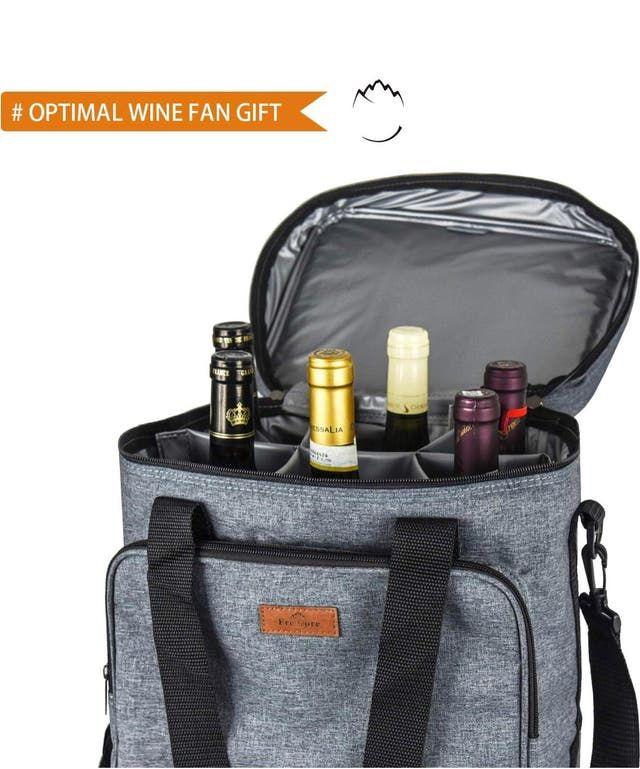 Freshore Bolsa de vino t/érmica