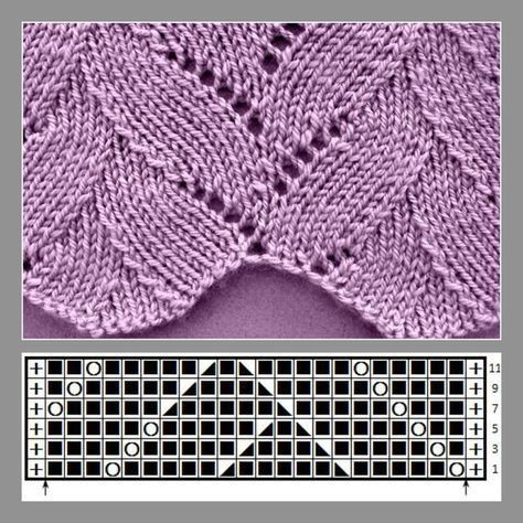 knitting for beginners lace