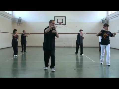 Qi Gong Exercises - to help you relax...ahh... :) Pretty. Looks like a dance.