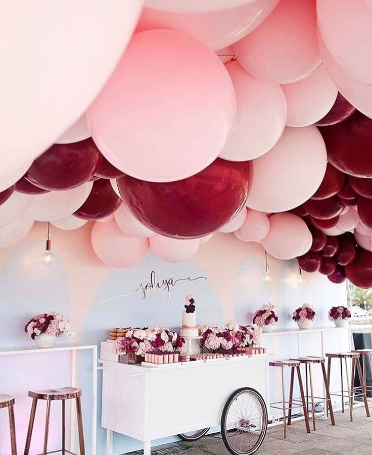 Salzburg Creations Burgundy And Rose Gold Fireworks: Best 25+ Baby Shower Venues Ideas On Pinterest