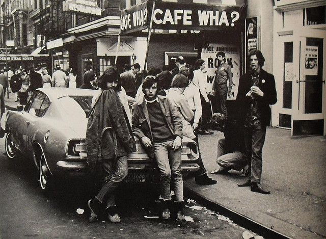 Greenwich Village 1960------And we worry about today's youth.