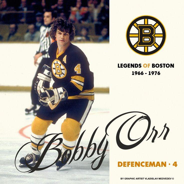 Bobby Orr #icehockey #nhl #bostonbruins #нхл #хоккей