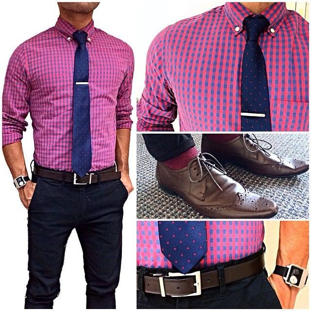 251 best images about How To Wear a Tie Clip on Pinterest ...