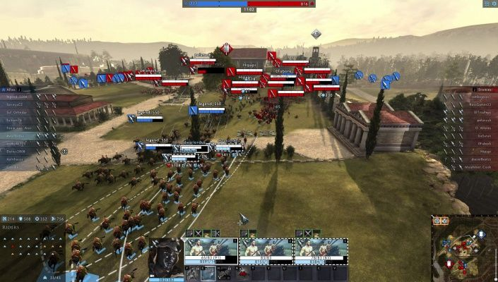 Total War ARENA is a Free-to-play PvP Team based Strategy Online Multiplayer Game that takes players to the heart of battle like never before