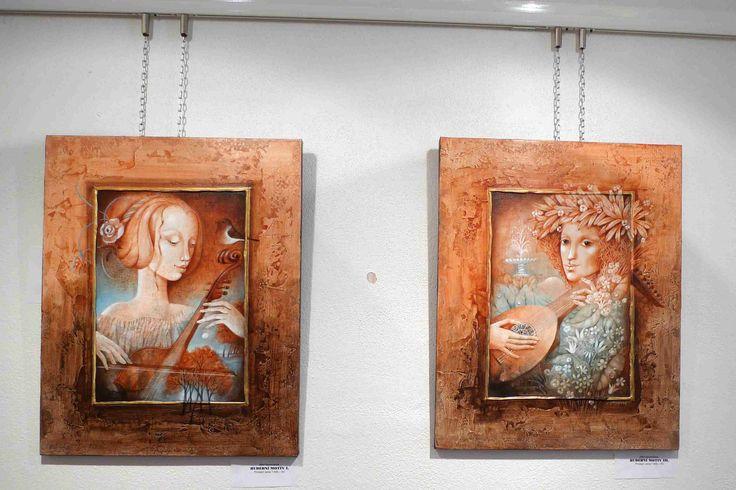 GaV vernisaž | Galerie Knížecí dvůr (Hluboká nad Vltavou)
