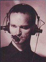 Florian Schneider of Kraftwerk