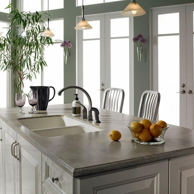 Best 25  Gray quartz countertops ideas on Pinterest | Grey ...