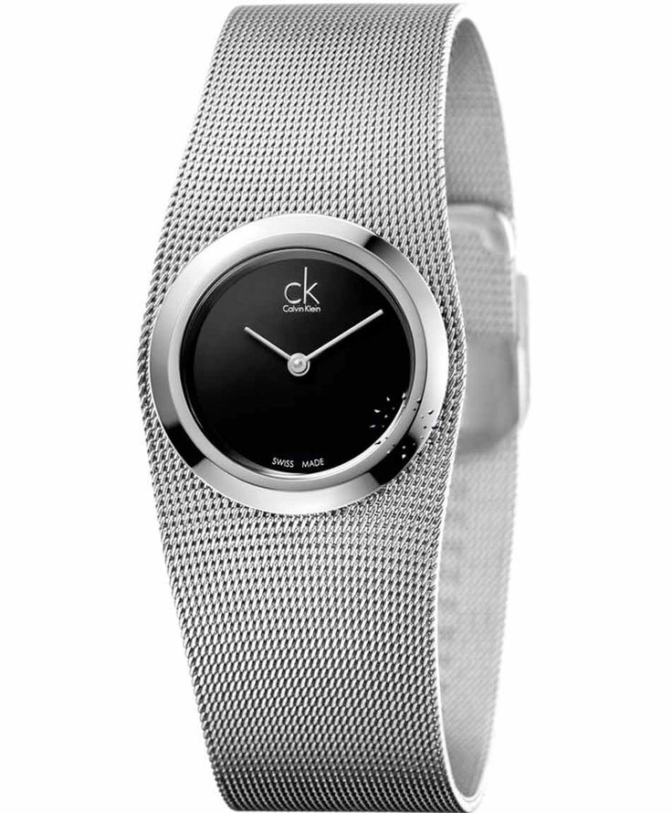 Calvin KLEIN Ladies Stainless Steel Bracelet Τιμή: 200€ http://www.oroloi.gr/product_info.php?products_id=36856