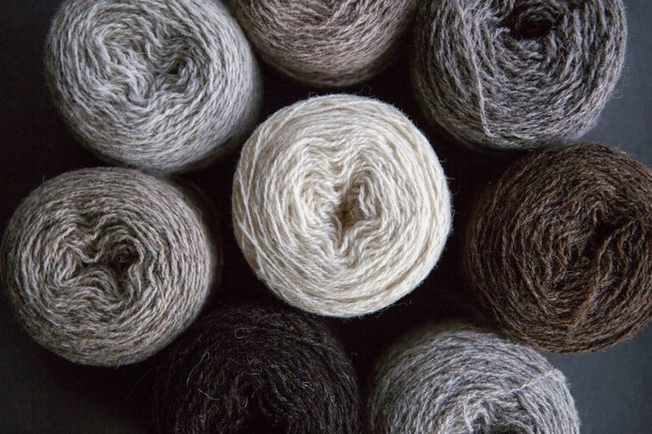 Jumper Weight Organic Undyed Yarn – Uradale Yarns