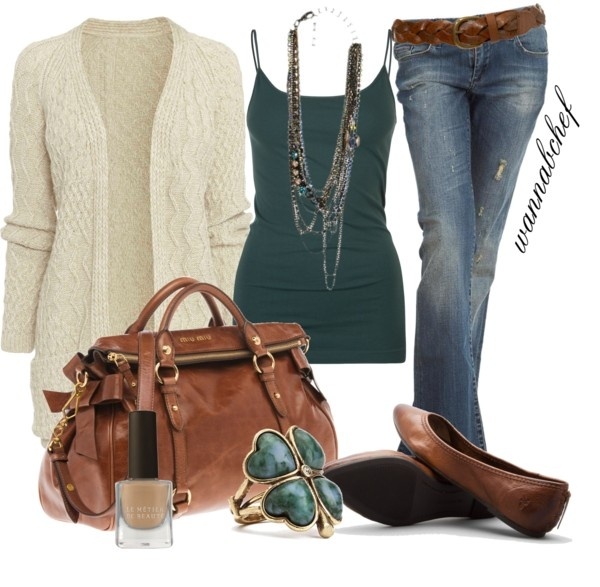 """Comfy and Casual"" by wannabchef on Polyvore"