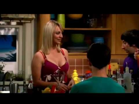 hilarious physics joke! ...not. this is a scene from big bang theory without the laugh track. understand why i dislike this show so much?