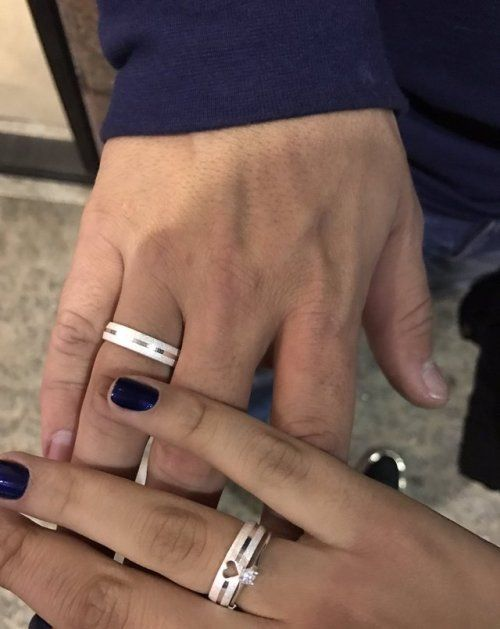 Alianças De Namoro Favoritos Couples Couples In Love E Love