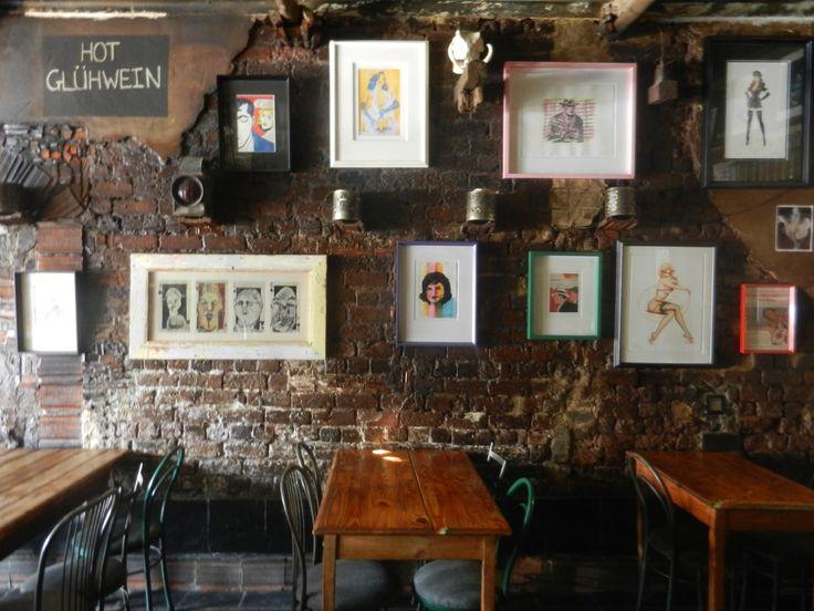Best pizzas ever! Ant Cafe, Melville, Johannesburg