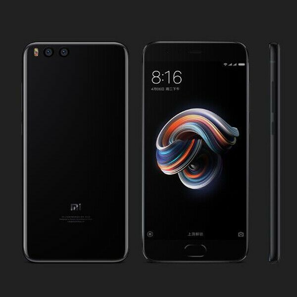 Xiaomi Mi Note 3 5 5 Inch Global Rom 6gb Ram 128gb Rom Snapdragon 660 Octa Core Xiaomi Smartphones For Sale Smartphone