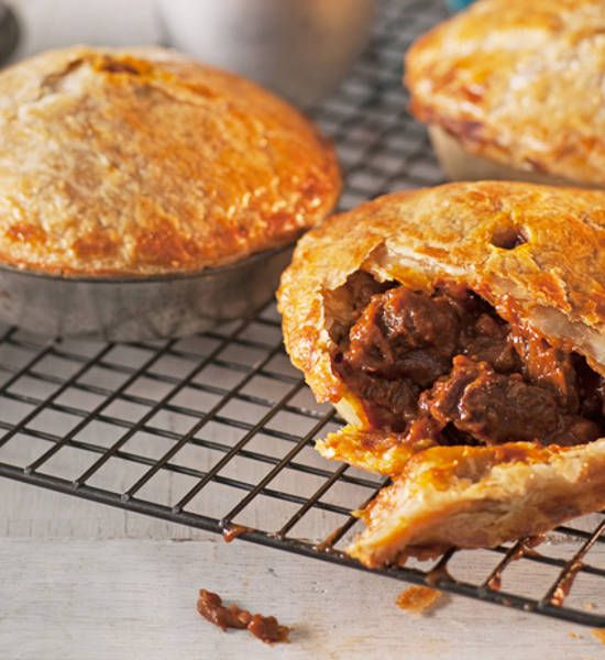 Aussie Meat Pie Better Homes And Gardens Yahoo 7
