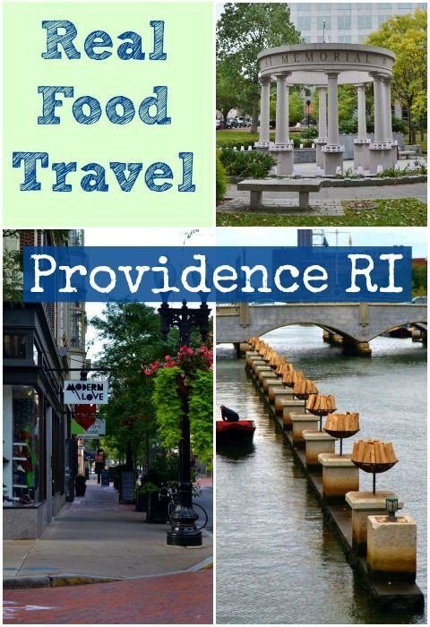 Real Food Travel: Providence RI | Real Food Real Deals #travel #family #healthy