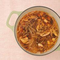 ダイエットスープ「乾物毒出しスープ」で中からスッキリ!おなかぽっこり解消の3つの理由   やせワザ   ダイエット、レシピ、運動のことならフィッテ   FYTTE
