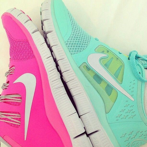 I need mint running shoes!!!! ;)