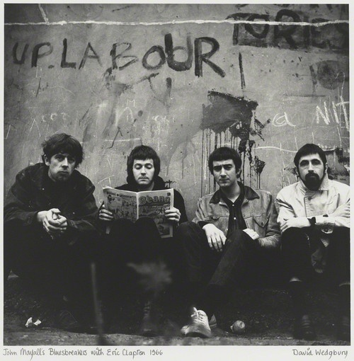 John Mayall (Macclesfield, 29 november 1933) was een van de mensen die de bluesmuziek in de jaren zestig van de twintigste eeuw immens populair maakten. In de invloedrijke, door hem opgerichte band John Mayall's Bluesbreakers, hebben muzikanten gespeeld als Eric Clapton, Jack Bruce, Peter Green, John McVie, Mick Fleetwood, Mick Taylor en Walter Trout.