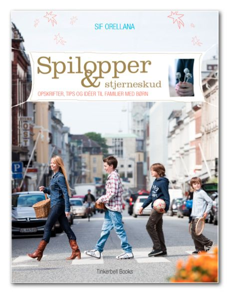 "My book, 'Spilopper & stjerneskud' was to my great joy named ""Best Children and Family Cookbook in Denmark 2011"" and nominated for ""Best in the World"" by The Gourmand World Cookbook Award committee."