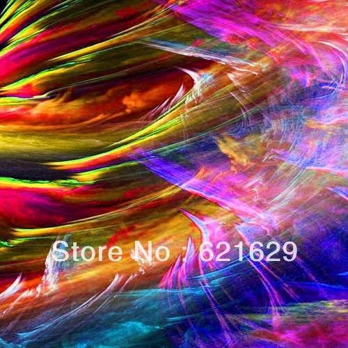 Абстрактная живопись 10'x10 'ср Компьютерная роспись Scenic Фотография Фон Фотостудия Фон ZJZ-522