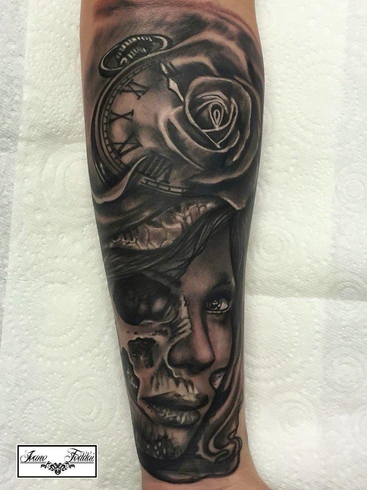 Pin by Joey Diamante on Tats Leg tattoos, Girl tattoos