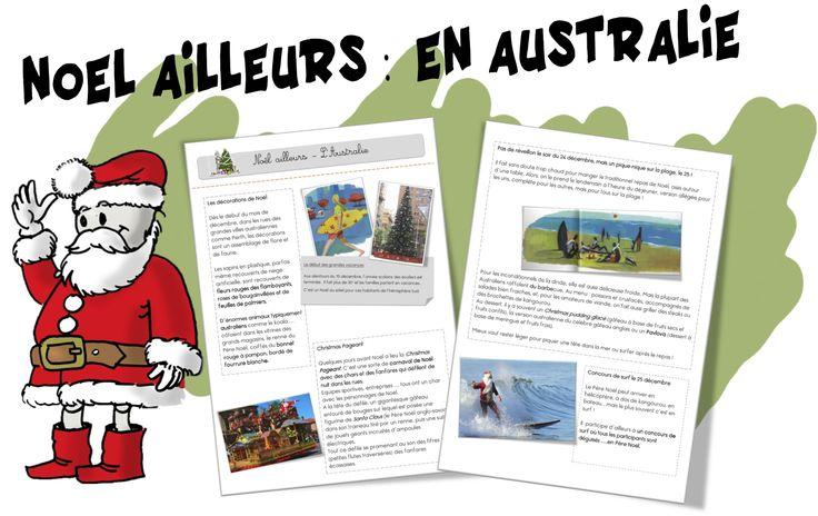 Noël ailleurs : L'Australie - Bout de gomme