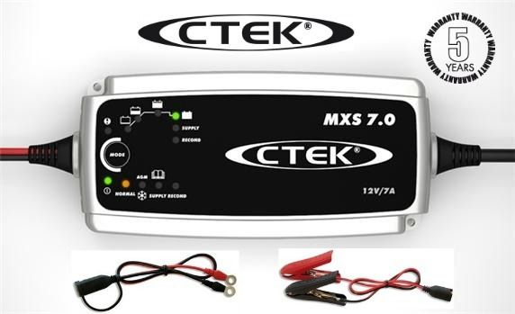 CTEK Multi XS 7.0 12v Battery Charger