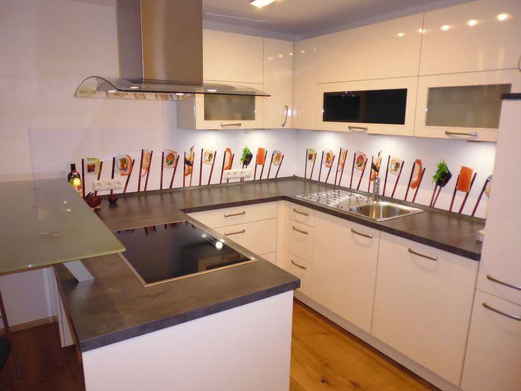 Die besten 25+ Küchen rückwand Ideen auf Pinterest Ideen für - spritzschutz folie k che
