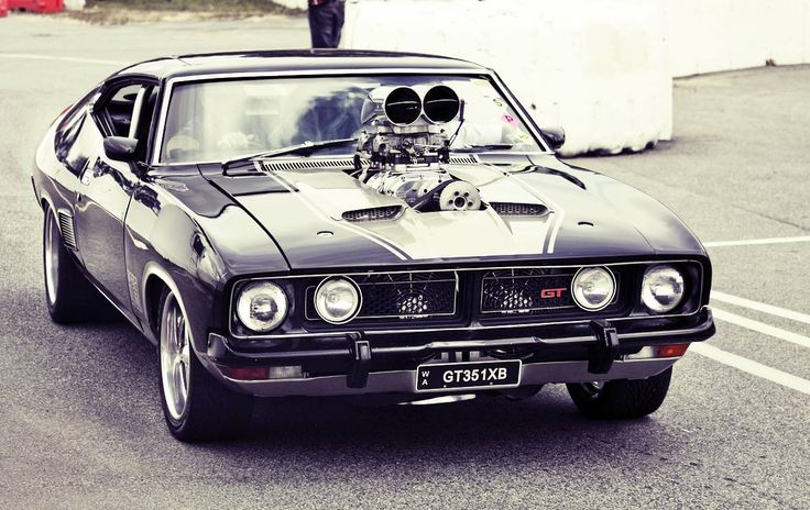 Ford XB Falcon GT #muscle #car