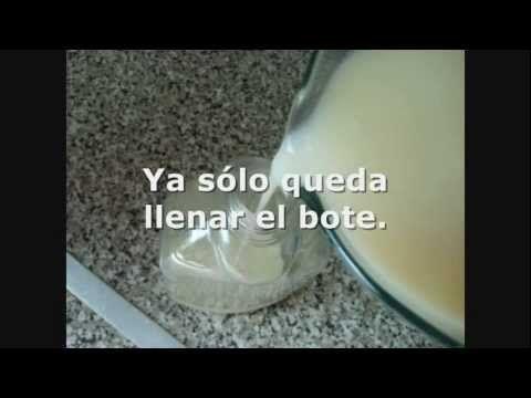 Hacer jabón líquido de glicerina. Si quieres aprender a hacer jabón liquido de glicerina no dejes de seguir este tutorial. En este vídeo te enseñan cómo crear tu propia jabón de manos hecho a base de glicerina.
