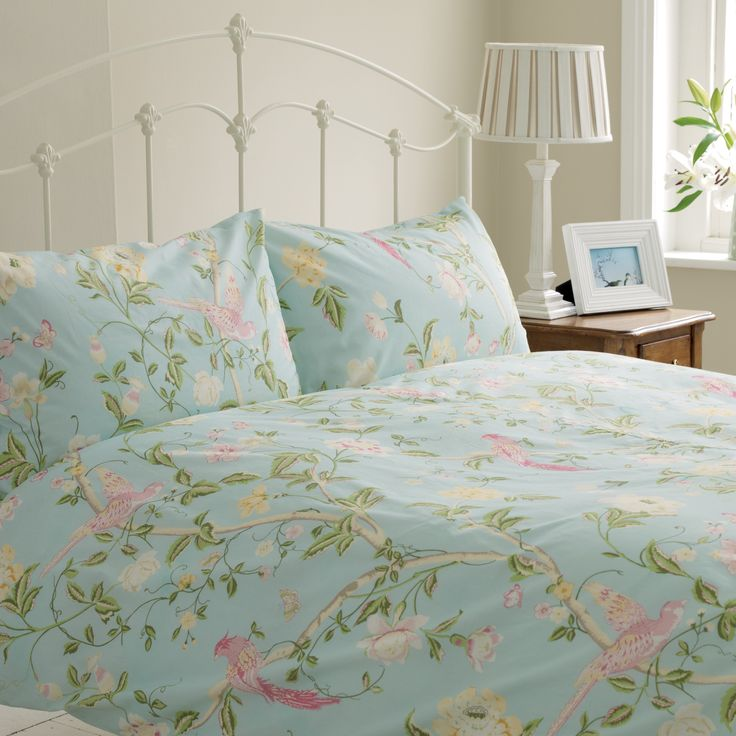 Laura Ashley Summer Palace Cotton Bedlinen Set