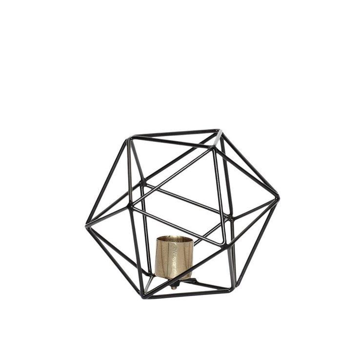 Kerzenständer Holz Shabby Chic ~   Metall op Pinterest  Shabby Chic Decoratie, Metalen en Kandelaars