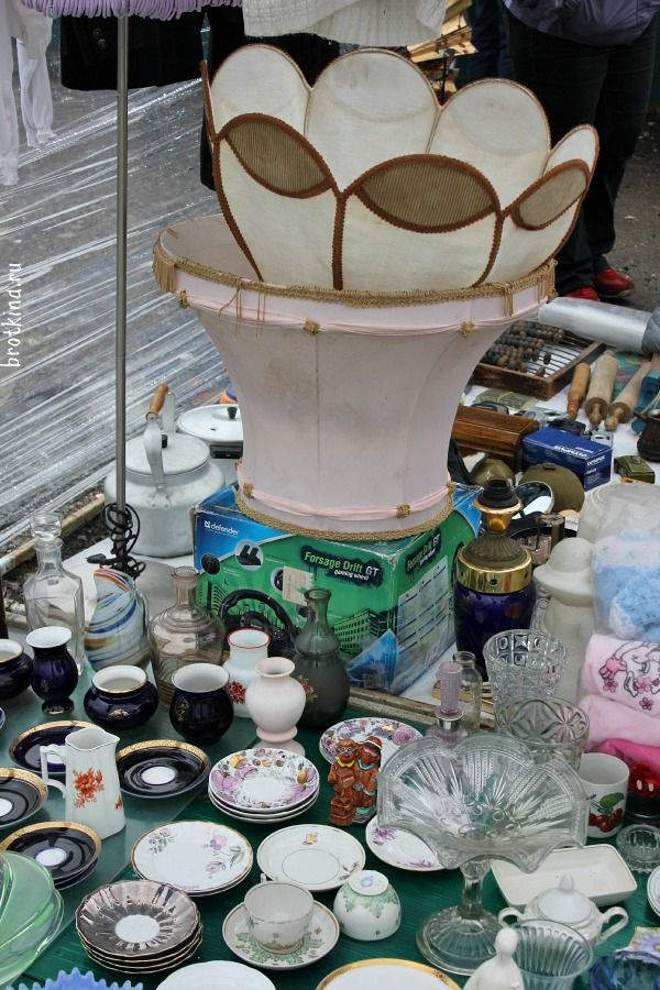 Блошка Левша блошиный рынок в Москве