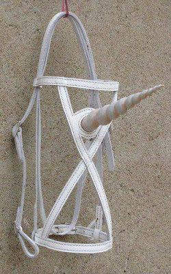 Braymere Custom Saddlery: Unicorn bridles, part one