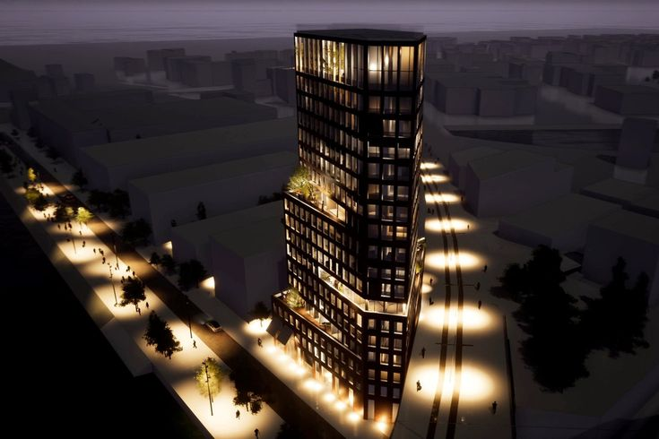 Gallery of Winner Announced for Highrise Residential Tower Competition on the French Rhine - 2