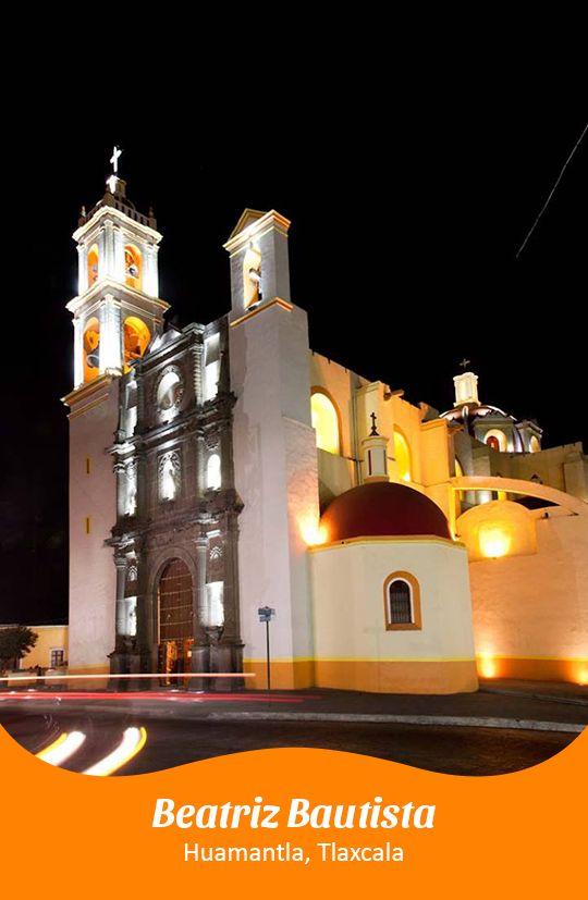 Huamantla, Tlaxcala por Beatriz Bautista.